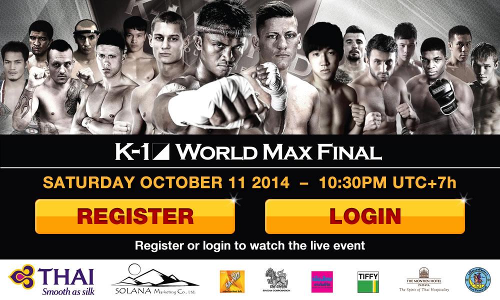 k-1 world max final