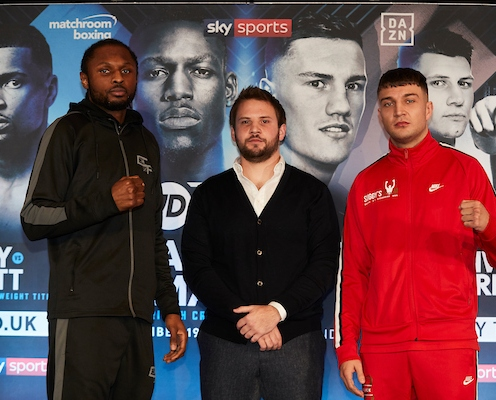 Picture By Mark Robinson/Matchroom Boxing
